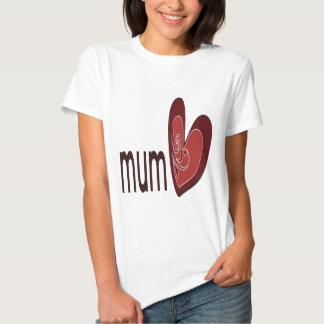 Mum Tee Shirts