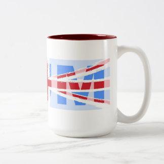 Mum Two-Tone Coffee Mug