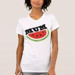 Mum Watermelon Tshirt