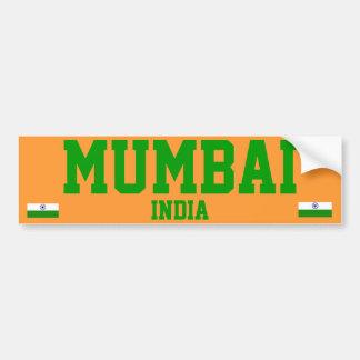 Mumbai Bumper Sticker