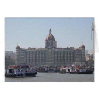 mumbai hotel harbour card