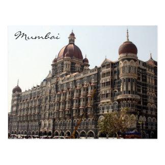 mumbai hotel postcard