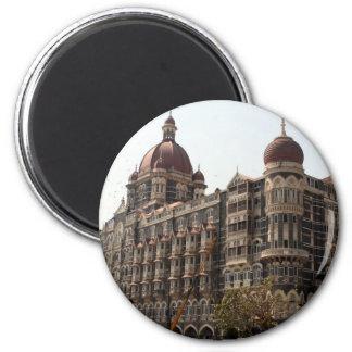 mumbai hotel view 2 inch round magnet