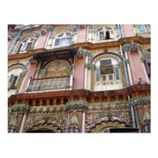 Mumbai India Architecture Postcard