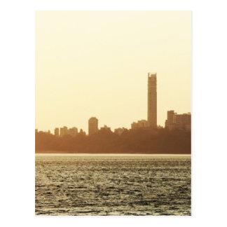 Mumbai Postcard