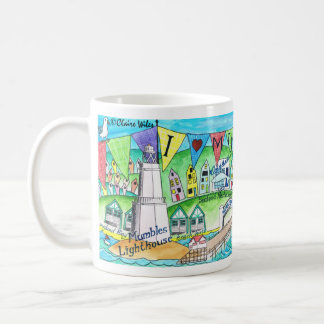mumbles by Claire Wiles Mug