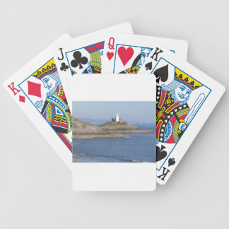 Mumbles Lighthouse, Mumbles Bicycle Playing Cards