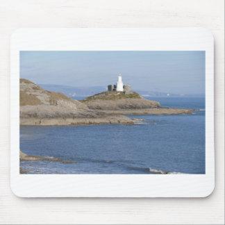 Mumbles Lighthouse, Mumbles Mouse Pad