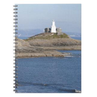 Mumbles Lighthouse, Mumbles Notebook