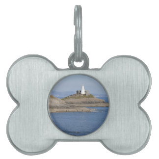 Mumbles Lighthouse, Mumbles Pet Name Tag