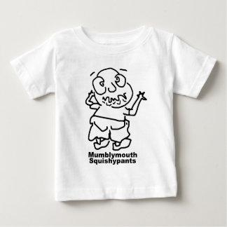 Mumblymouth Squishypants Baby T-Shirt
