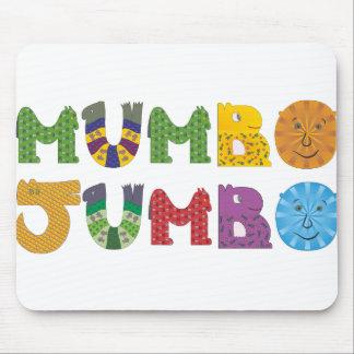 Mumbo Jumbo Mousepads