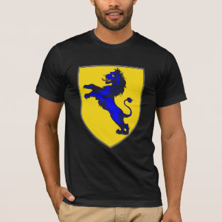 mumford family crest coat of arms two side T-Shirt