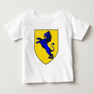 mumford family crest coat of arms two side tee shirt