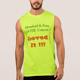 Mumford Loved It Sleeveless Shirt