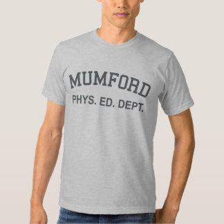 Mumford Phys. Ed. Shirt