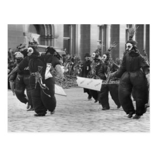 Mummers Parade, Philadelphia, 1909 Post Card