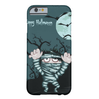 Mummies in Halloween night Barely There iPhone 6 Case