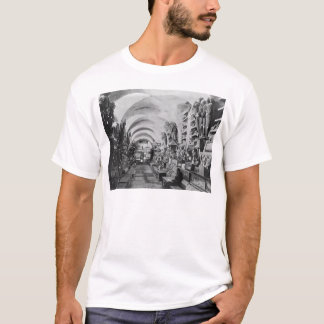 Mummies of catacomb of Palermo, Italy T-Shirt