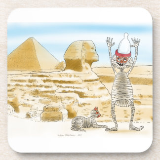 Mummific Egipto Posavasos