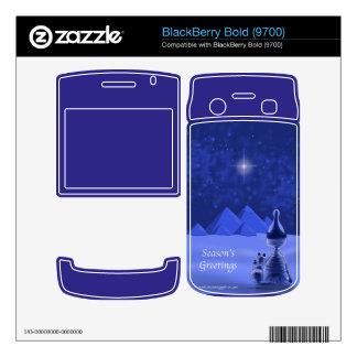 Mummific Season's Greetings Skins For BlackBerry