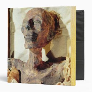 Mummified body of Ramesses II  found in a tomb 3 Ring Binders