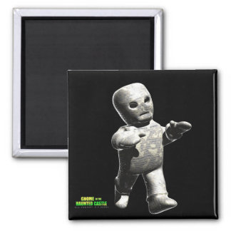 Mummy 2 Inch Square Magnet