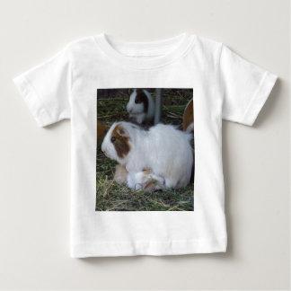 Mummy_And_Baby_Guinea_Pig_ Baby T-Shirt