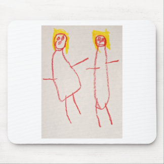 Mummy and Me Mousepad