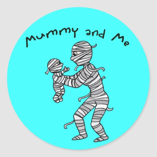 Mummy and Me Stickers