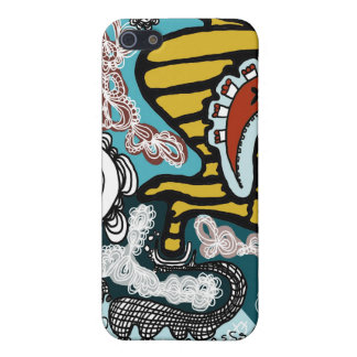 mummy and snake iphone case iPhone 5/5S cases