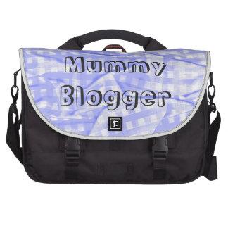 Mummy Blogger Bag (English) Laptop Commuter Bag