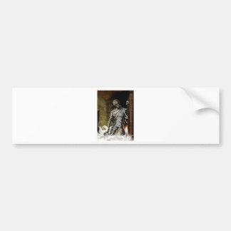 Mummy Bumper Sticker