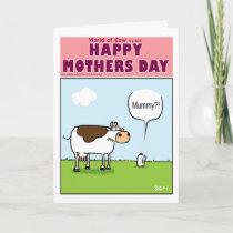 Mummy? Card