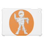 Mummy cartoon orange behind.png iPad mini case