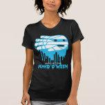 Hand shaped Mummy Egypt T-Shirt