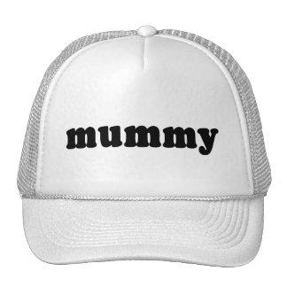 MUMMY Generic T-shirts Trucker Hat
