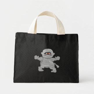 Mummy Halloween Candy Bag