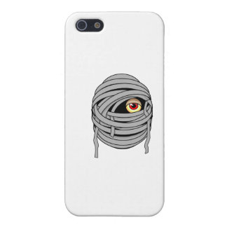 mummy iPhone 5 cover