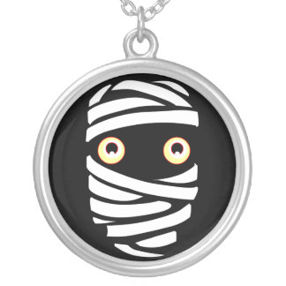 Mummy Necklace Halloween Costume Mummy Necklace
