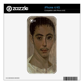 Mummy Portrait of a Boy with an Injured Eye, from Decals For The iPhone 4S