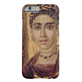 Mummy Portrait of a Woman, from Fayum, Romano-Egyp Barely There iPhone 6 Case