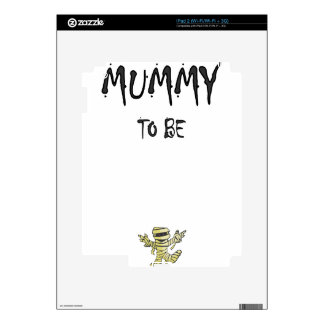 mummy to be2 skin for iPad 2