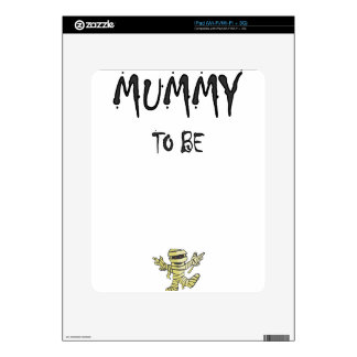mummy to be2 skins for iPad