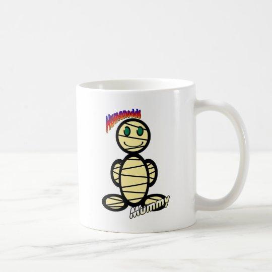 Mummy (with logos) coffee mug