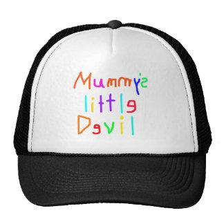 Mummy's Little Devil Trucker Hat