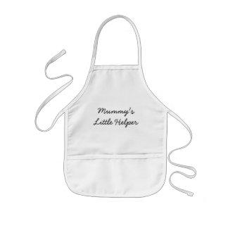 Mummy's little helper apron