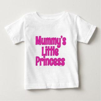 Mummys Little Princess Baby T-Shirt