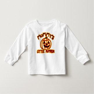 Mummy's Little Pumpkin Tee Shirt