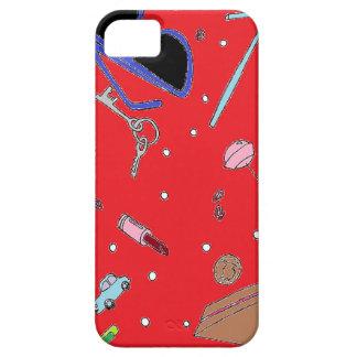 mums bag iPhone SE/5/5s case